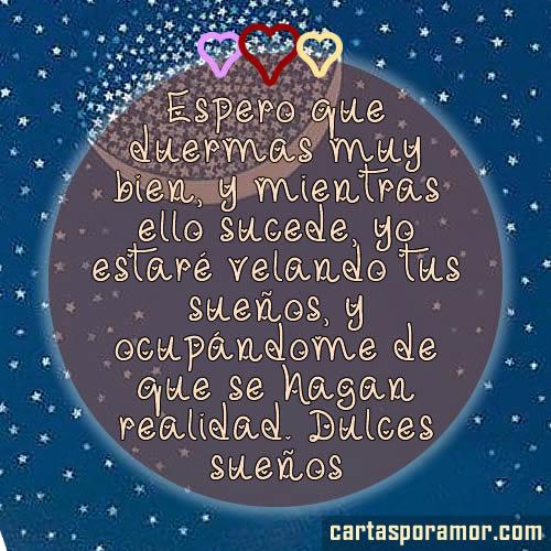 Buenas Noches Amor Frases Versos Y Mensajes