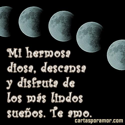 Frases de buenas noches bonitas para mi novia for Que luna estamos ahora