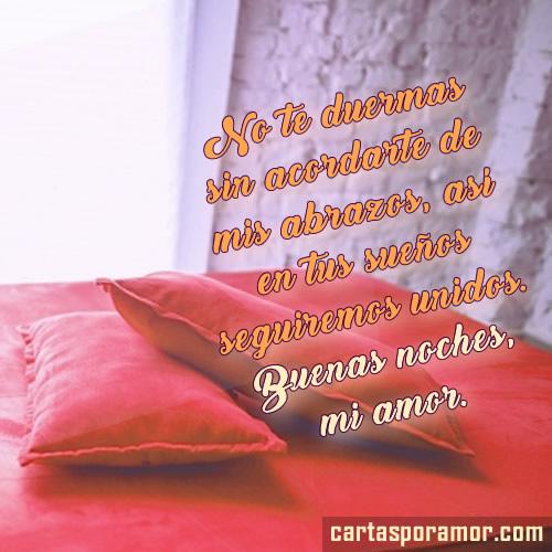 Frases De Buenas Noches Originales Para Mi Novio