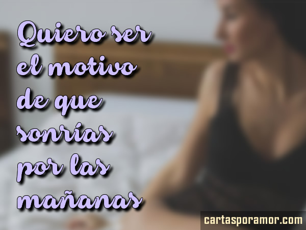 Frases De Buenos Dias Para Mi Amor Novio O Novia