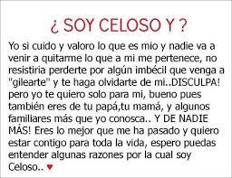 Soy Celoso